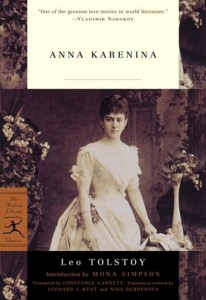 Anna Karenina Historical Romance Novel