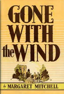 gone with the wind historical romance novel