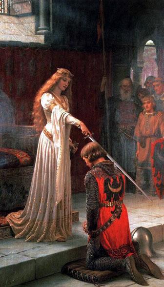 Shining Knight or Sadomasochist?