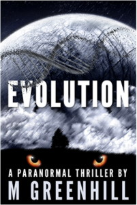 Evolution Wattpad Cover