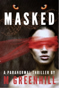 Masked Wattpad Cover